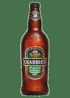 Crabbie's Ginger Beer